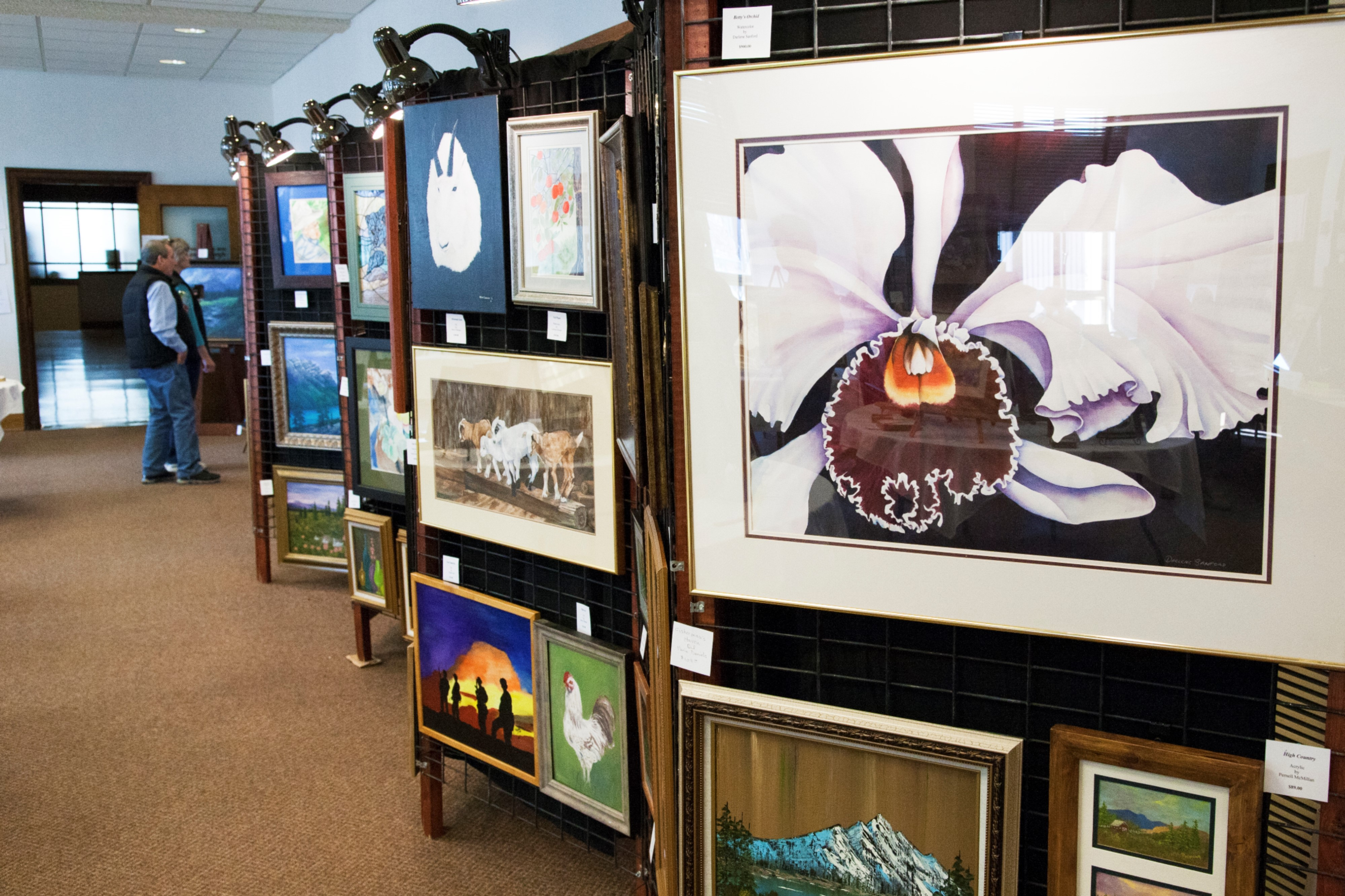 Visit great falls montana western art week visit great for Show me western designs