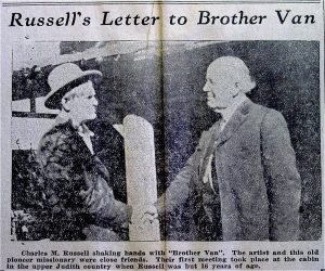 brother van cm russell