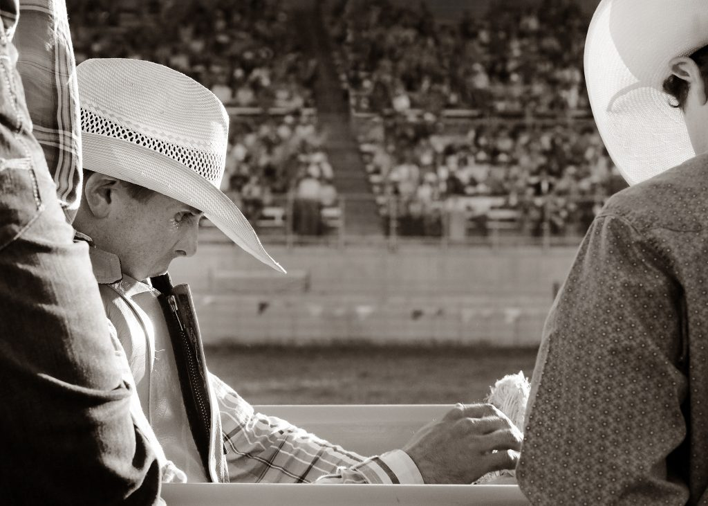 Visit Great Falls Montana - Behind the Rodeo Chutes in