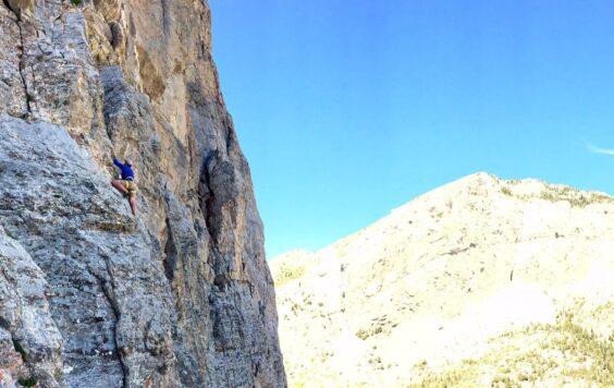 Climbing - Jake