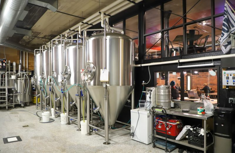 Mighty Mo Brewing Company Brewery