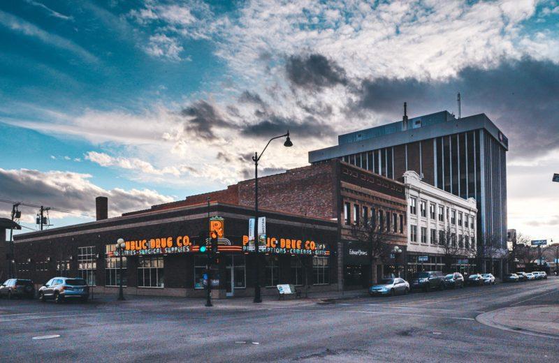Marisela Hazzard Downtown Great Falls