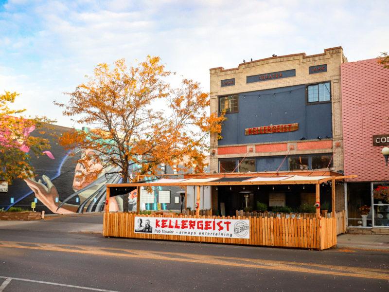 Marisela Hazzard KellerGiest Pub Theater KGT October 2020-2
