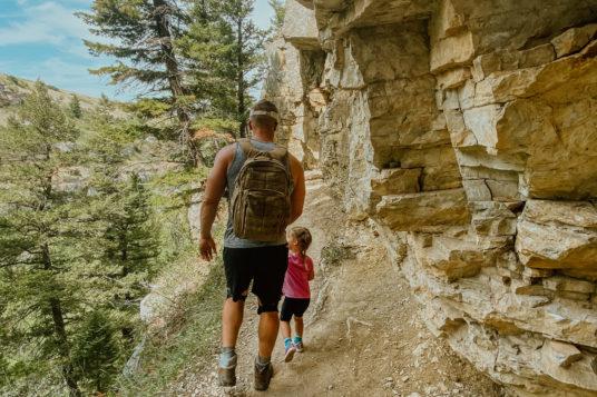 Marisela Hazzard Sluice Boxes State Park Family Hike July 2021-37
